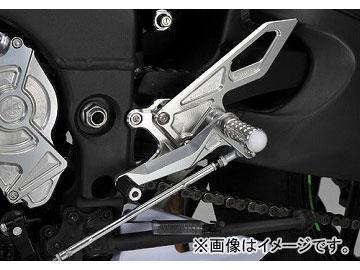 2輪 アグラス バックステップ 4ポジション 品番:P043-9095 カワサキ ZX-10R 2008年~2010年 JAN:4548664255191