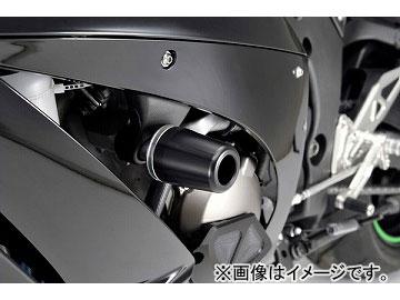 2輪 アグラス リアスライダー 3点セット ジェネB 品番:P052-3998 ホワイト カワサキ ZX-10R 2011年 JAN:4548664836659