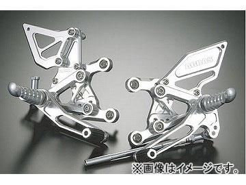 2輪 アグラス バックステップ ストリート6ポジション 品番:P010-5141 カワサキ ZX-6R/RR 2003年~2005年 JAN:4547424217127