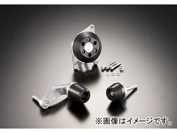 2輪 アグラス リアスライダー 3点セット クラッチ 品番:P052-3054 ホワイト スズキ GSX-R600 2006年~2007年 JAN:4548664831876