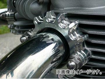 2輪 アグラス EXフランジ 品番:P047-3953 シルバー カワサキ W800 入数:2個セット JAN:4548664515301