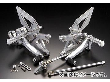 2輪 アグラス バックステップ 4P 品番:P015-6739 ヤマハ YZF-R6 2006年~2007年 JAN:4547424735041