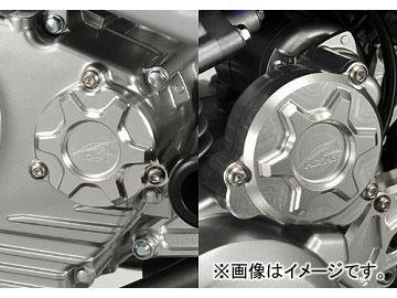 2輪 アグラス カバーSET 品番:P041-3871 チタン カワサキ ディートラッカー125 JAN:4548664130498
