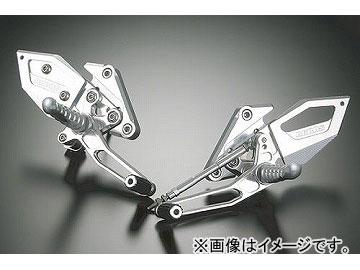 2輪 アグラス バックステップ 4ポジション 品番:P009-0554 カワサキ ZZR1200 JAN:4547424071125