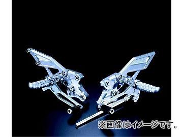 2輪 アグラス バックステップ 4ポジション 品番:P003-6103 カワサキ ZX-12R 2000年~2003年 JAN:4520616719500