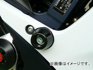 2輪 アグラス リアスライダー 3点セット ジェネ 品番:P052-3161 ホワイト スズキ GSX-R600 2011年~2012年 JAN:4548664830039