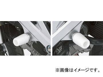 2輪 アグラス リアスライダー フレーム 品番:P010-3563 ホワイト スズキ SV1000S JAN:4547424201324