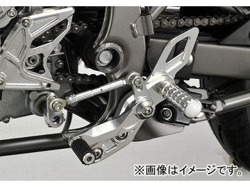 2輪 アグラス バックステップ 品番:P041-3847 カワサキ ディートラッカー125 JAN:4548664130252