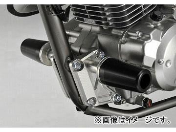 2輪 アグラス リアスライダー フレーム 品番:P052-3440 ホワイト カワサキ ディートラッカー125 JAN:4548664833818