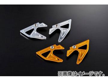 2輪 アグラス スタンドプレート 品番:P040-9638 ブラック カワサキ ニンジャ250R JAN:4548664106165