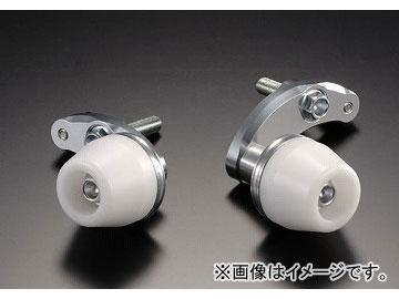 2輪 アグラス リアスライダー フレーム 品番:P052-3404 ホワイト ヤマハ YZF-R6 2006年~2007年 JAN:4548664833573
