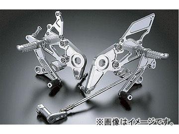 2輪 アグラス バックステップ 4ポジション 品番:P002-7457 ホンダ VTR1000F 1997年~2005年 JAN:4520616552442