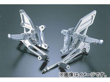 2輪 アグラス バックステップ 4ポジション 品番:P003-3716 ヤマハ YZF1000R JAN:4520616676100