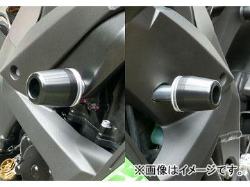 2輪 アグラス リアスライダー フレーム 品番:P052-3382 ブラック カワサキ ZX-10R 2010年 JAN:4548664832675