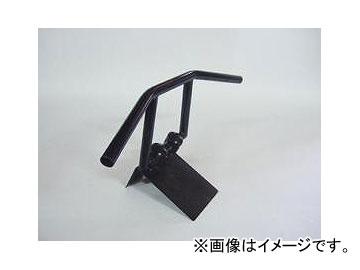 2輪 アルキャンハンズ ブラックメッキハンドル 25.4mm 品番:D40017D JAN:4571185818019