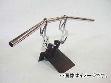 2輪 アルキャンハンズ メッキハンドル 25.4mm 品番:D40020C メッキ JAN:4571185818057