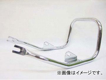 2輪 アルキャンハンズ タンデムバー 品番:E00014C メッキ ドゥカティ GT380 JAN:4560182275291