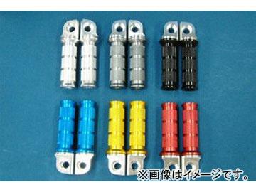 2輪 デュラボルト NRタンデムステップペグ 品番:P042-1104 シルバー ホンダ CB250/CBR250RR/CBR400/CBR400RR 他 入数:2本セット JAN:4542880036497