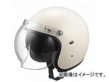 2輪 デュラボルト VRAGEジェットヘルメット 品番:P055-8451 ハーフマットアイボリー JAN:4542880059779