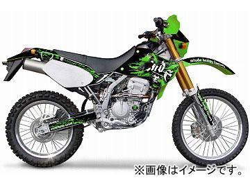 2輪 MDF ブラッディコンプリート 品番:P049-8903 グリーン カワサキ KLX250 ~2004年 JAN:4580394145564