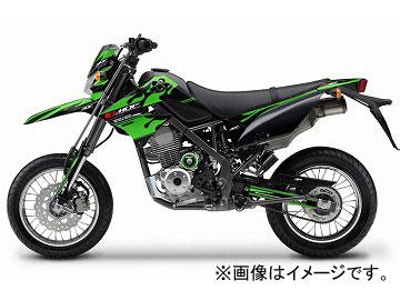 2輪 MDF ファイアーコンプリート 品番:P049-8966 グリーン カワサキ ディートラッカー125 2010年~ JAN:4580394143904