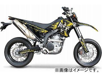 2輪 MDF ブラッディコンプリート 品番:P051-5996 パンプキンイエロー ヤマハ WR250X 2008年~ JAN:4580394153514