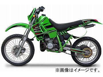 2輪 MDF アタッカーコンプリート 品番:P050-2606 グリーン カワサキ KDX200SR 1989年~1994年 JAN:4580394146745