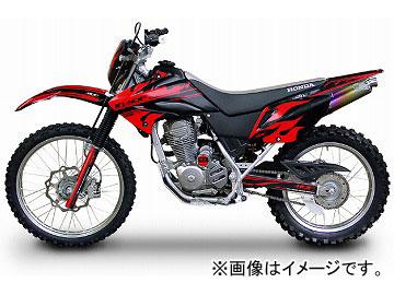 2輪 MDF ファイアーコンプリート P050-3842 レッド ホンダ XR230/MOTARD 2008年~ JAN:4580394147179