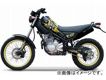 2輪 MDF ブラッディコンプリート 品番:P056-0574 D4イエロー ヤマハ XG250 トリッカー 2008年~ JAN:4580394151251