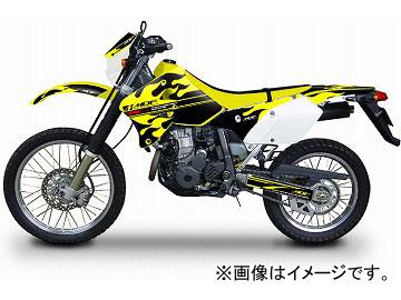 2輪 MDF ファイアーコンプリート 品番:P050-8556 イエロー スズキ DR-Z400S 2002年~2007年 JAN:4580394149586