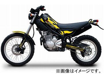 2輪 MDF ファイアーコンプリート 品番:P056-0565 D4イエロー ヤマハ XG250 トリッカー 2008年~ JAN:4580394151169