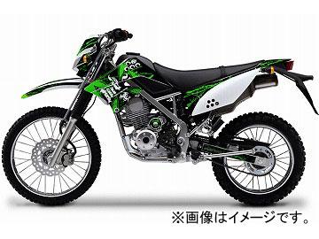 2輪 MDF ブラッディコンプリート 品番:P049-8989 グリーン カワサキ KLX125 2010年~ JAN:4580394144130