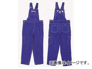 RS-R RS☆Rワークオーバーオール 紺 選べる5サイズ