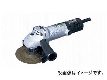 日立工機 125mm 電気ディスクグラインダ ツールレスホイールガード・125mmダイヤモンドカッター付 G13SH4(D)