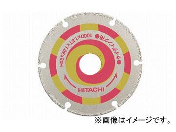 日立工機 サイディング用スーパーダイヤモンドカッター 100mm コードNo.0032-1864