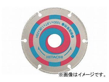 日立工機 樹脂管用スーパーダイヤモンドカッター 100mm コードNo.0032-1865