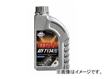 フックス ATFオイル TITAN ATF7134FE 205L A600872236