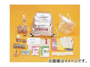 ユニット/UNIT 避難袋(21点セット) 品番:873-44