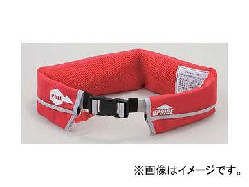 ユニット/UNIT ウエストポーチ型救命胴衣(レッド) 品番:379-646R