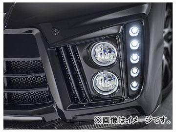 アドミレイション リチェルカート LEDスポットKIT 5連 LED球色:ホワイト,ブルー トヨタ アルファード GGH/ANH/ATH20・25 後期 2011年11月~