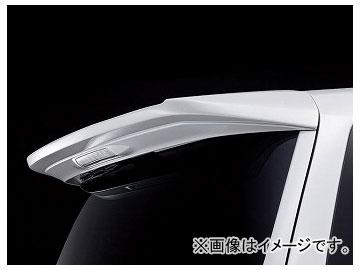 アドミレイション リヤルーフウイング 塗装済 カラー:ホワイトパールCS070,ブラック202 トヨタ ヴェルファイア GGH/ANH20・25 前期 2008年05月~2011年10月