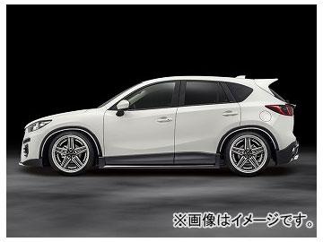 アドミレイション ベルタ サイドステップ 塗装済(2色塗り分け) マツダ CX-5 KEEFW/KE5FW/KE5AW/KE2FW/KE2AW 前期/後期 2012年02月~