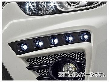 アドミレイション ベルタ LEDスポット 5連 LED球色:ホワイト,ブルー マツダ CX-5 KEEFW/KE5FW/KE5AW/KE2FW/KE2AW 前期/後期 2012年02月~