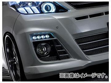 アドミレイション ベルタ LEDスポットKIT 4連 LED球色:ホワイト,ブルー トヨタ アルファード GGH/ANH20・25 後期 2011年11月~