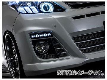 アドミレイション ベルタ LEDスポットKIT 5連 LED球色:ホワイト,ブルー トヨタ アルファード GGH/ANH20・25 後期 2011年11月~