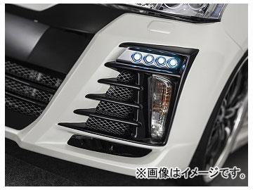 アドミレイション ベルタ LEDスポットKIT 4連 LED球色:ホワイト,ブルー トヨタ プリウスα DAA-ZVW40W・41W 前期 2011年05月~2014年10月
