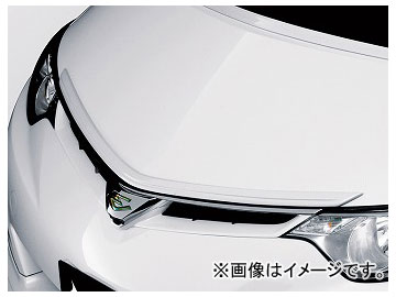 アドミレイション フードトップモール 素地 トヨタ エスティマ GSR/ACR50・55 前期 2006年01月~2008年12月