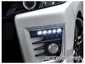 アドミレイション デポルテ LEDスポットKIT 5連 素地 LED球色:ホワイト,ブルー トヨタ ヴォクシー ZRR80・85 前期 2014年01月~