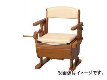 アロン化成 安寿 家具調トイレセレクト はねあげワイド(L/暖房便座) 533-772 JAN:4970210532225