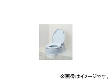 アロン化成 安寿 サニタリエース HG 両用式 ライトブルー 534-114 JAN:4970210382813